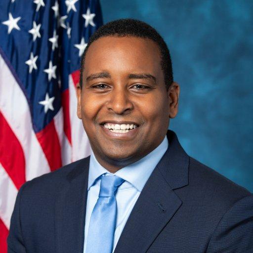 Rep. Joe Neguse Profile Image