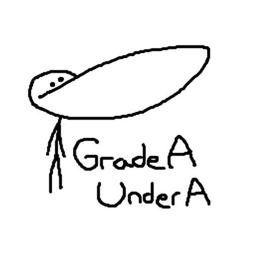 @GradeAUnderA