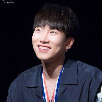 Btob Hyunsik Smile