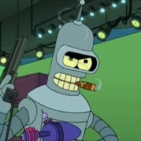 Bender enfurecido