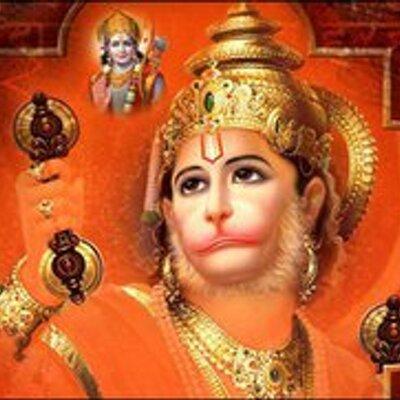 Hanuman Chalisa on Twitter:
