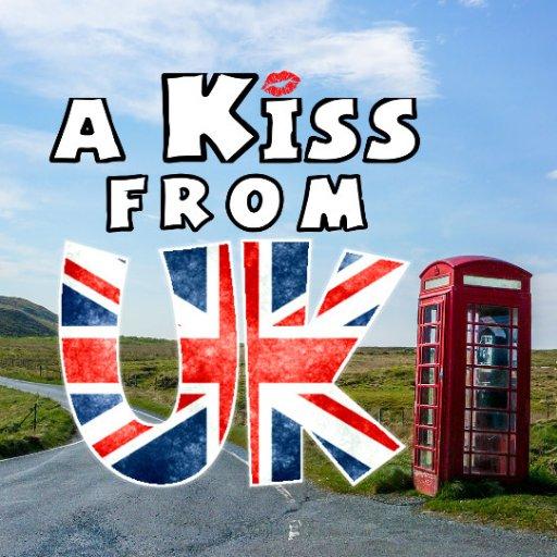 Logo de la société a Kiss From UK