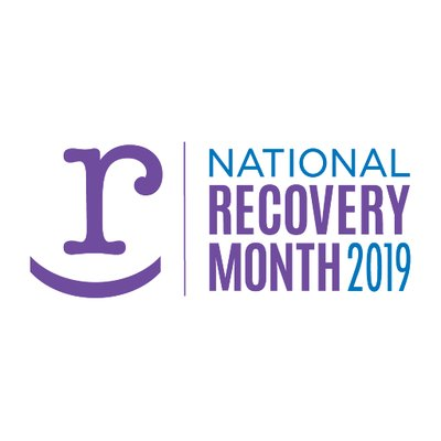 Recovery Month (@RecoveryMonth) Twitter profile photo