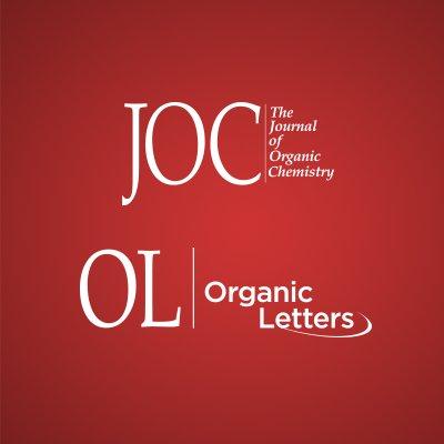 J Org Chem/Org Lett (@JOC_OL)   Twitter