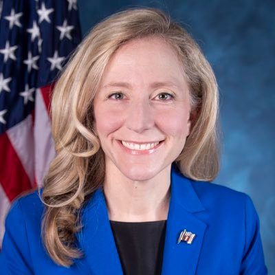 Rep. Abigail Spanberger (@RepSpanberger) Twitter profile photo