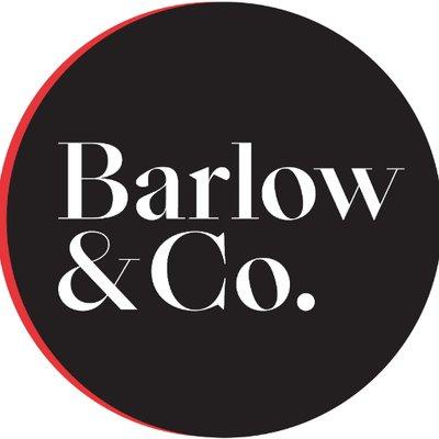 Barlow & Co  on Twitter: