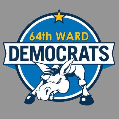 64th Ward Democrats (@Ward64th) Twitter profile photo