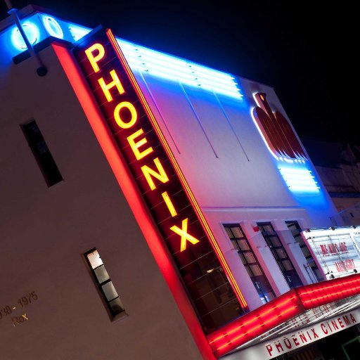 Logo de la société Phoenix Cinema