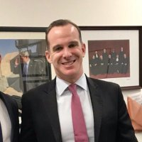 Brett McGurk (@brett_mcgurk) Twitter profile photo