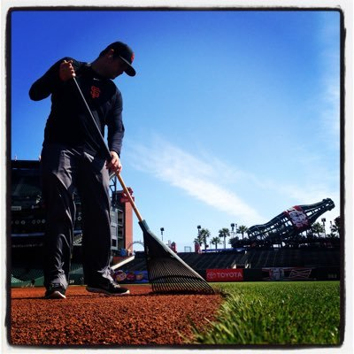 Father, Husband, MLB Groundsman., 8thwonder, Views are my own