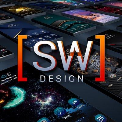SW] Design - Samsung Themes on Twitter: