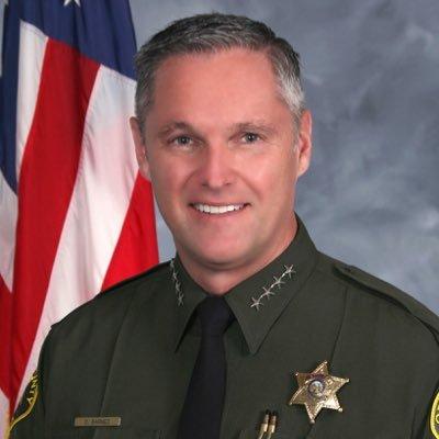 OC Sheriff Don Barnes
