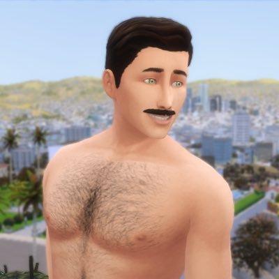 Sims porno gay