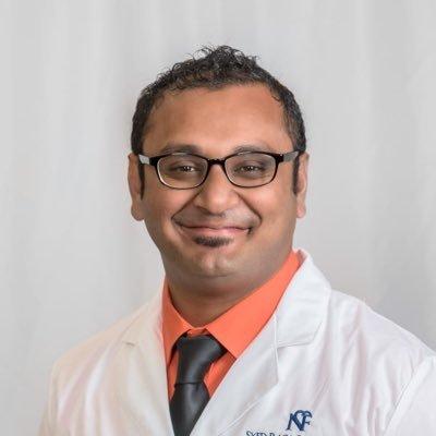 Syed Raza Shah, MD (aka Crypto Doctor)