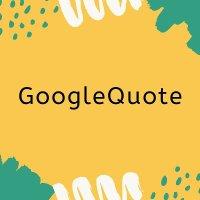 GoogleQuote