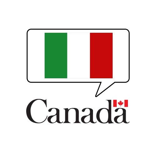 @CanadainItaly