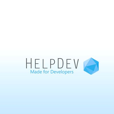 HelpDev on Twitter: