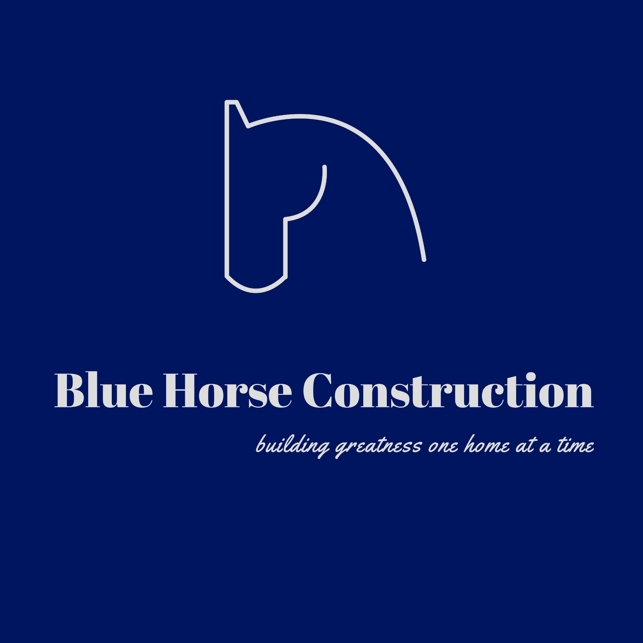 Blue Horse Construction At Bluehorseconst1 Twitter