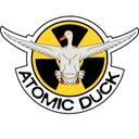 Atomicduck v.0.1 logo square reasonably small