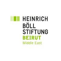 Heinrich-Böll-Stiftung Mittlerer Osten - Beirut