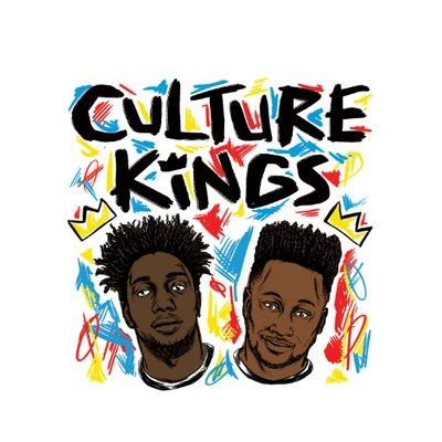 Culture Kings Podcast (@culturekingspod) Twitter profile photo