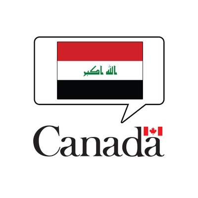 Canada in Iraq on Twitter: