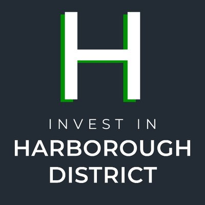 Invest in Harborough District (@InvestHarbDist) Twitter profile photo