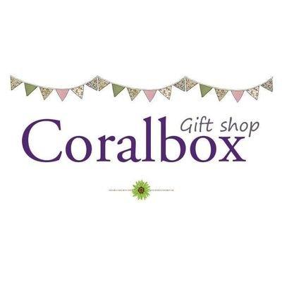 Coralbox Gift Shop (@coralboxshop) Twitter profile photo