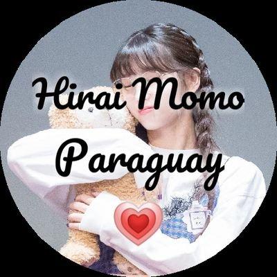 Hirai Momo Paraguay. 🇵🇾😍