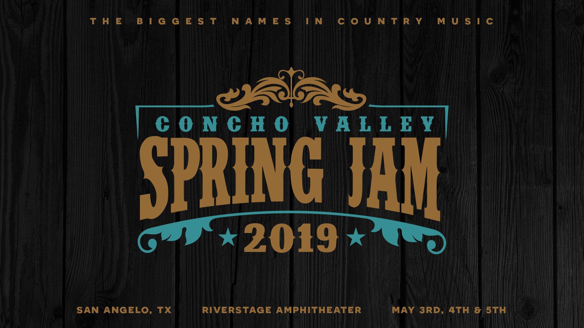 Concho Valley Spring Jam ConchoValleySJ