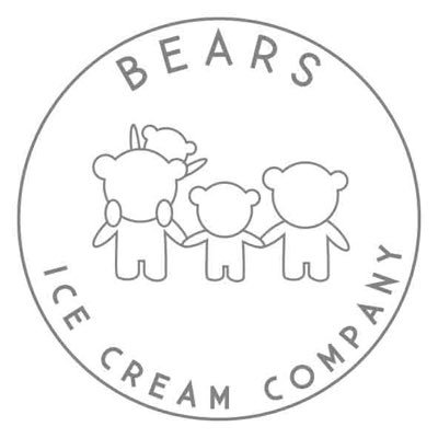 Logo de la société Bears Ice Cream
