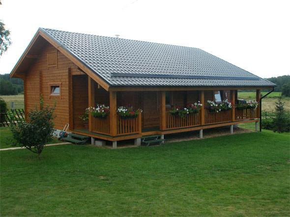 Casas de madera casasdemadera twitter - Videos casas de madera ...