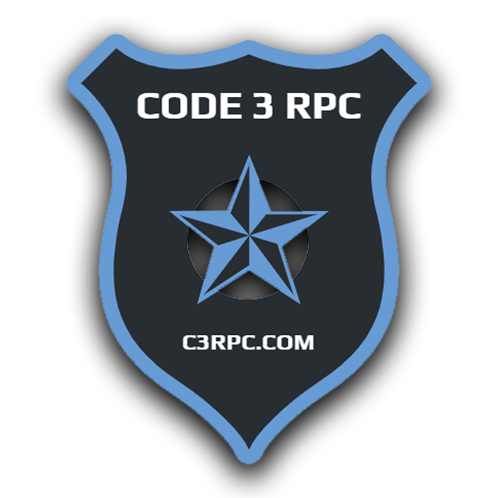 Code 3 Roleplaying Community  on Twitter: