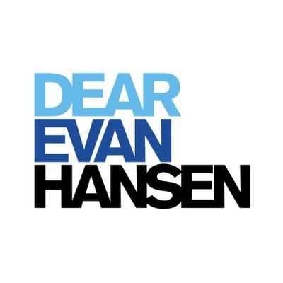 Dear Evan Hansen - West End (@DEHWestEnd) Twitter profile photo