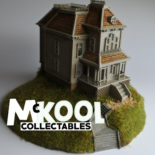 Mckool Collectables On Twitter Our First Model Is Now On