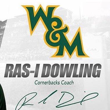 Coach Ras-I Dowling (@CoachDowl) Twitter profile photo
