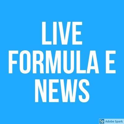 Live #FormulaE News