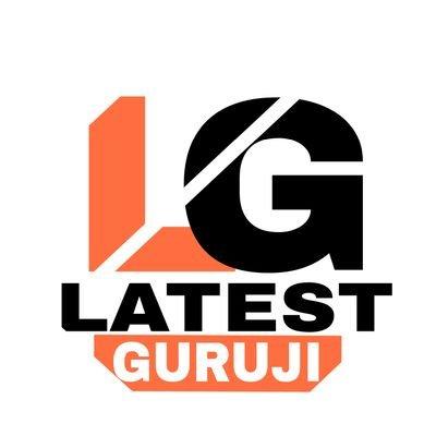 Latest Guruji on Twitter: