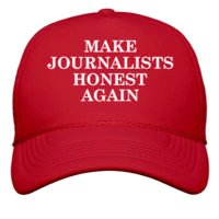 Make Journalists Honest Again