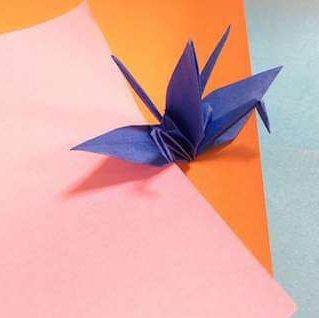 たのしい折り紙
