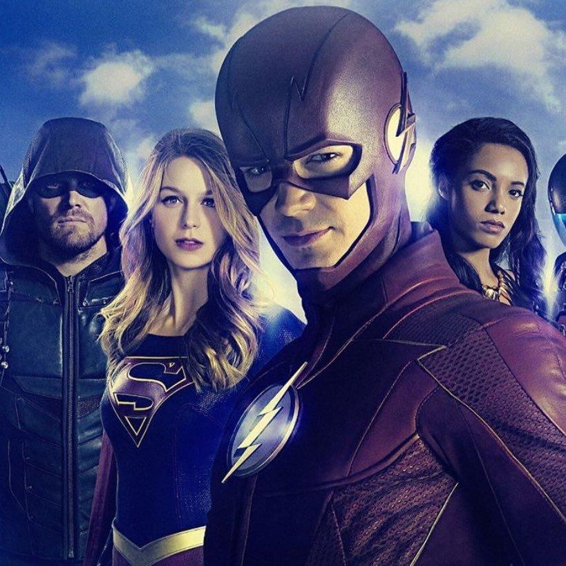 Flash & Arrow Verse on Twitter: