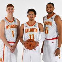 VT Atlanta Hawks!