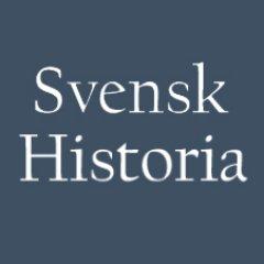"Logo des Twitter-Accounts ""Svensk Historia"" (https://twitter.com/svenskhistoria)"