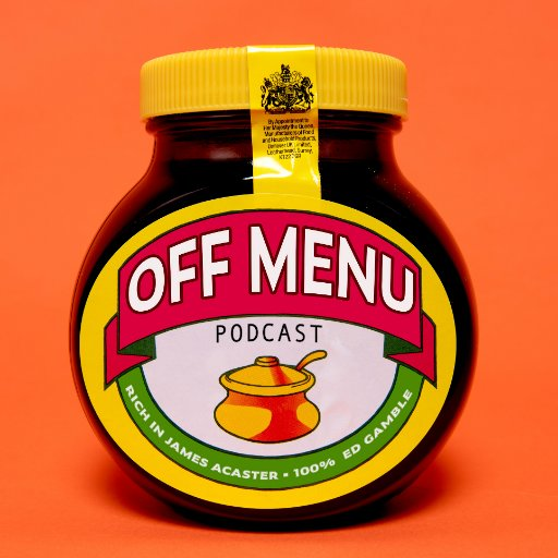 Off Menu with Ed Gamble and James Acaster (@OffMenuOfficial )