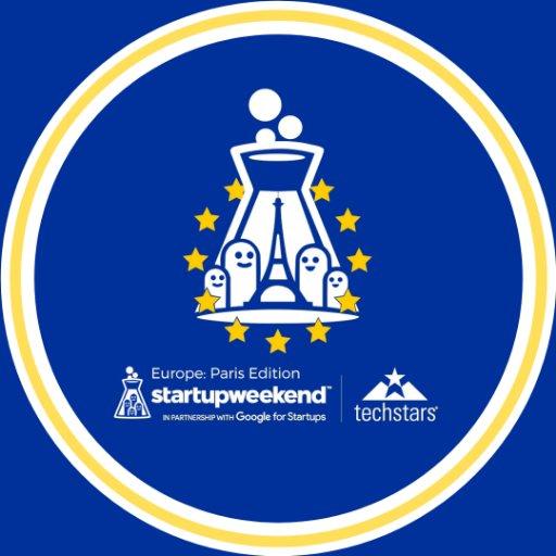 Startup Weekend Europe -  📍 Paris