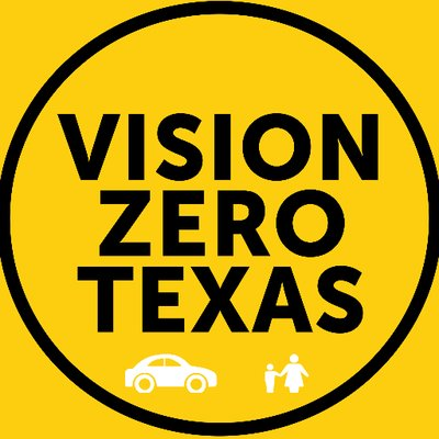 A picture of Vision Zero Texas.