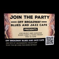 Off Broadway Blues and Jazz Cafe