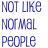 notlikenormal