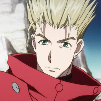 Vash The Stampede On Twitter Son Of A So Thats Why He Got