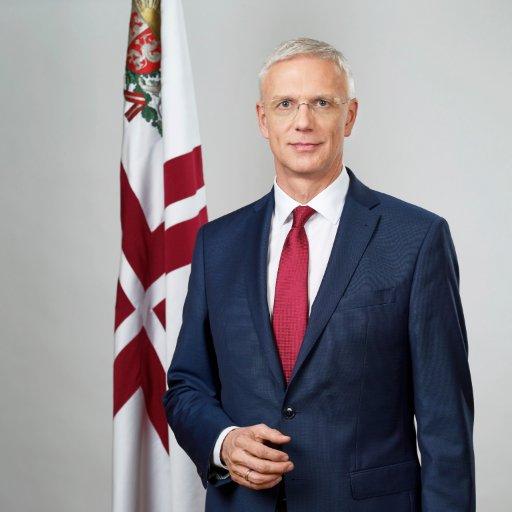 Prime Minister Arturs Krišjānis Kariņš